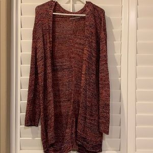 Nordstrom BP Pink Sweater Cardigan